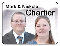 Mark & Nickole Chartier