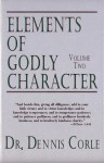 Elements of Godly Character Volume Two