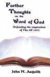 Further Thoughts on the Word of God